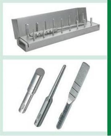 Kit chirurgical Osteotom Micro Osteotome de la Irali International Inc.