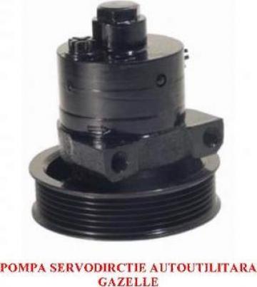 Pompa servodirectie GAZelle (motor ZMZ-406)