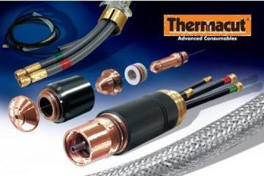 Consumabile taiere cu plasma compatibile cu MAX200, HT2000 de la Thermacut Romania S.R.L.