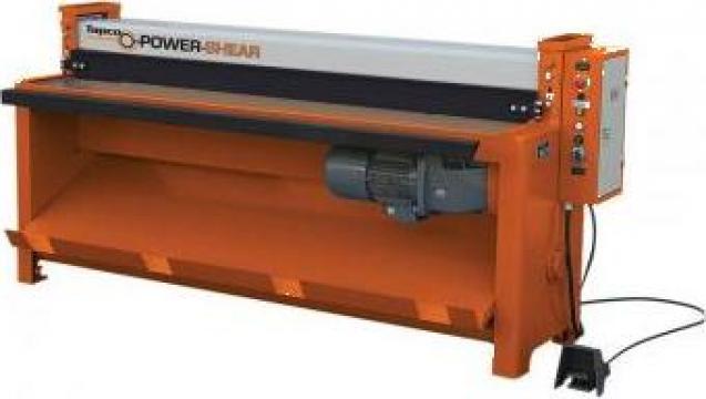 Ghilotine electrice Tapco Power Shear 2 m x 2 mm/ 3 m x1