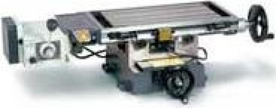 Masa in forma de cruce cu avans automat PSP-420 de la Sc Rom Prest Service Srl