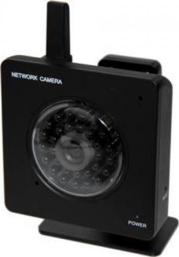 Camere supraveghere video IP Wireless eyecam 207W de la Net Trading S.r.l.