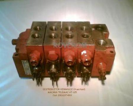 Distribuitor hidraulic 4 sectiuni Telemac HT-125