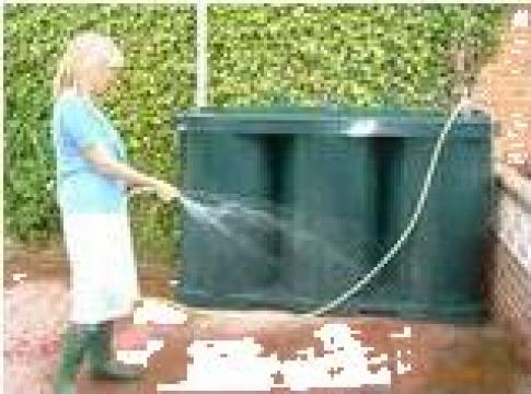 Cisterna apa -10000 l