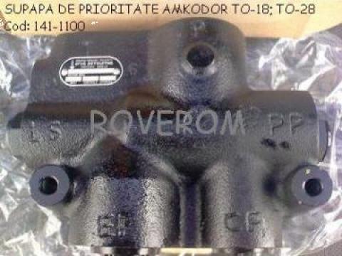 Supapa prioritate protectie orbitrol Amkodor TO-18, TO-28