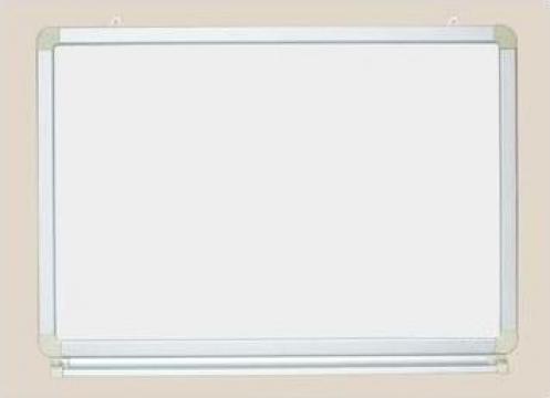 Tabla scolara alba (Whiteboard) 120*120 cm de la Eurodidactica Srl
