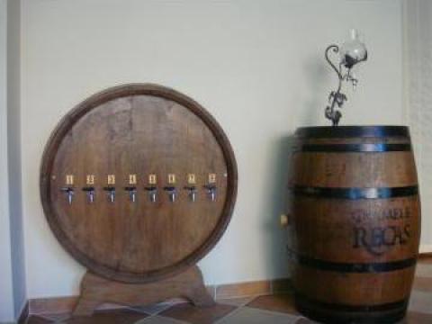 Vin vrac de la Wine Place Srl