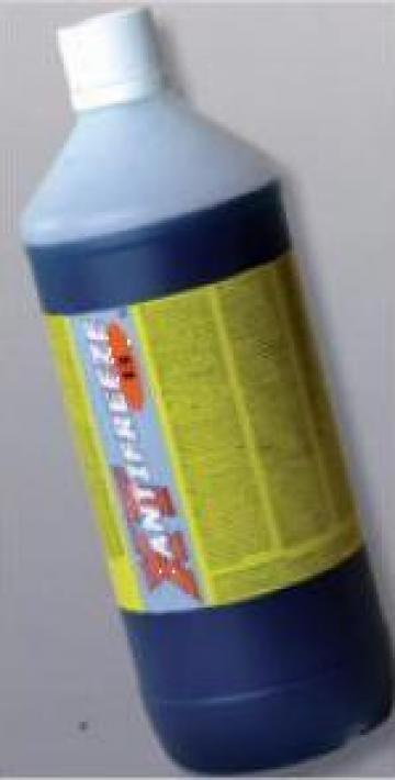 Antigel concentrat albastru-verzui 1 l de la Alex & Bea Auto Group Srl