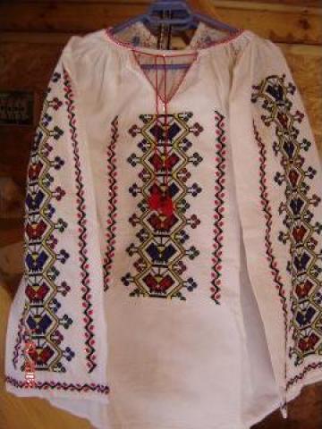 Camasa populara femeie zona Moldova