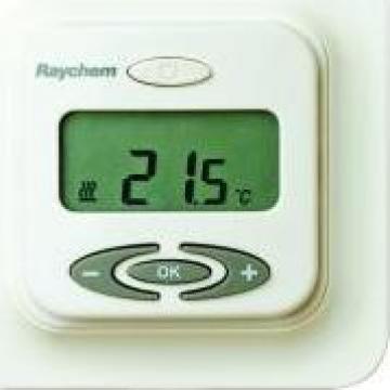 Incalzire electrica in pardoseala - Termostat RTA de la Total Heat