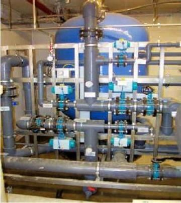 Instalatii de filtrare industriale de la Tomas Prodimpex Srl.