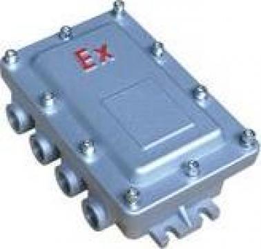 Cutii din aluminiu cu cinci borne Antiex de la Gasoil Line Srl Ro 2024580