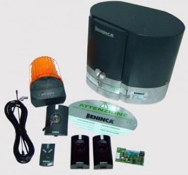 Kit automatizare porti culisante de maxim 400 Kg KS4 Beninca
