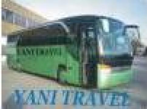 Transport persoane Romania-Cosenza de la Yani Travel SRL