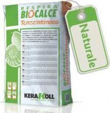 Tencuiala termoizolanta biocalce termointonaco kerakoll - Termointonaco kerakoll ...