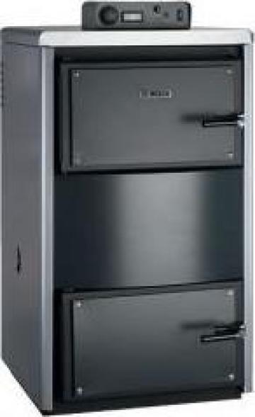Cazan Bosch solid 5000 w cu gazeificare 36 kw