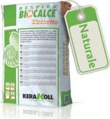 Sapa naturala din var Biocalce Massetto - Kerakoll