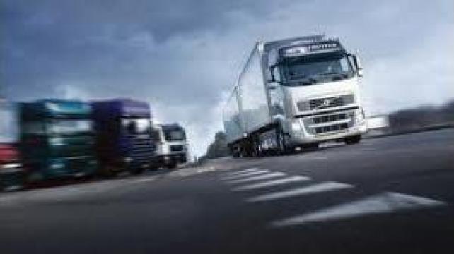 Transport ADR de la Universal Spedition Srl