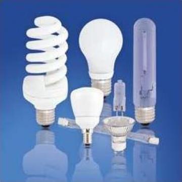 Becuri economice, spoturi LED, spoturi Halogen, neoane de la Schiff Trade Srl