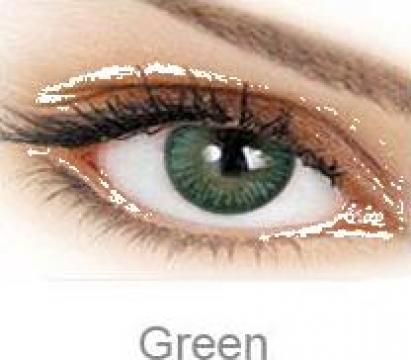 Lentile de contact colorate Adore de la Optica Vista