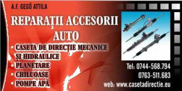 Reconditionari casete directie Audi TT