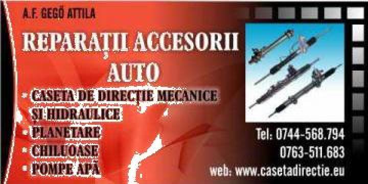 Reconditionari casete directie Honda Accord de la I. F. Gego Attila
