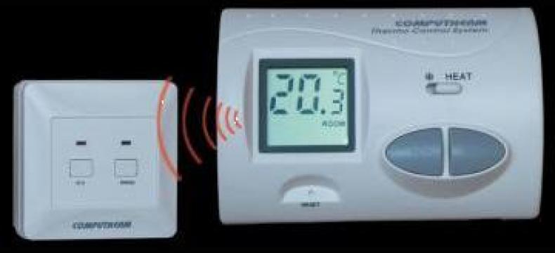 Termostat digital Computherm Q3RF de la Ecoflam Srl