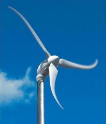 Turbina eoliana verticala de la Ecovolt
