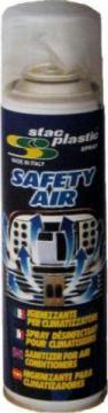 Spray curatat aer conditionat auto 250 ml de la Alex & Bea Auto Group Srl