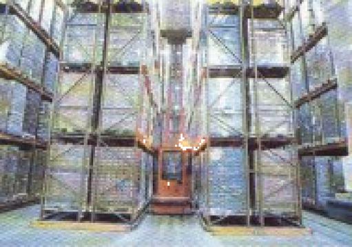 Depozite frigorifice pentru carne (porc, pui, vita, peste) de la Lazaroiu Service Srl