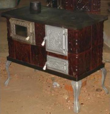 Mobila pentru bucataria soba teracota cu plita si cuptor for Dedeman sobe teracota cu plita