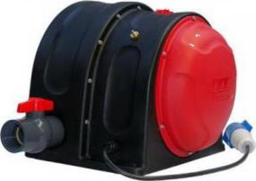 Turbina hidro Power Spout 500W 220V- 380V de la Ecovolt