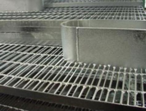 Gratare metalice electrosudate Coifer de la Dari Gratings