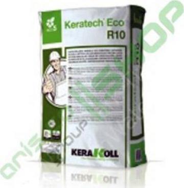 Sapa profesionala autonivelanta Kerakoll - Keratech R10