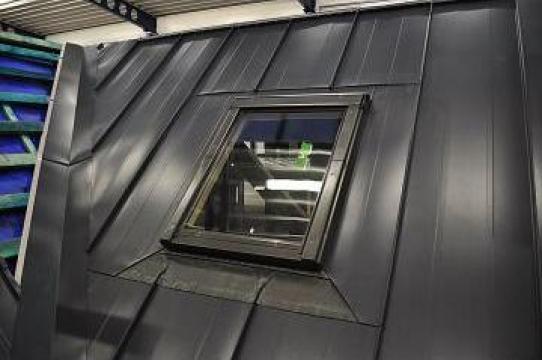 Tabla plana clic PD-500 mm de la Loki Roof Srl