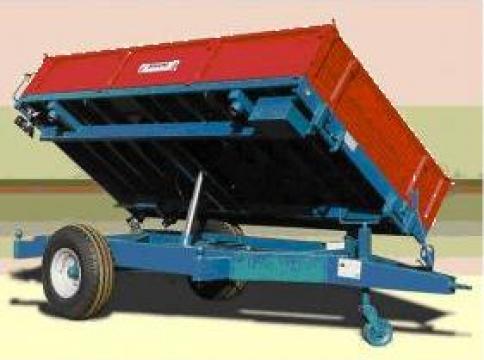 Remorca agricola monoax de la Solarker Oltenia