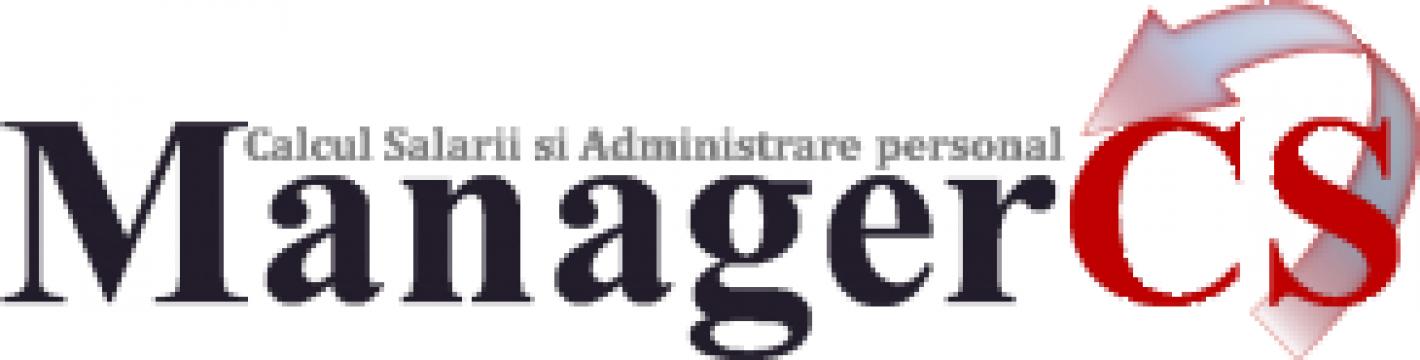 Servicii de calcul salarii si administrare personal de la Managercs
