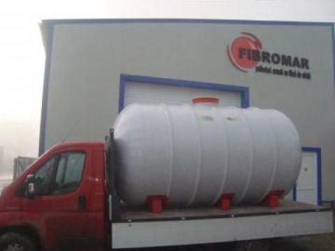 Cisterna transport lichide de la Sc Fibromar Srl