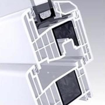 Tamplarie PVC Gealan 7 camere de la Gamaterm Design