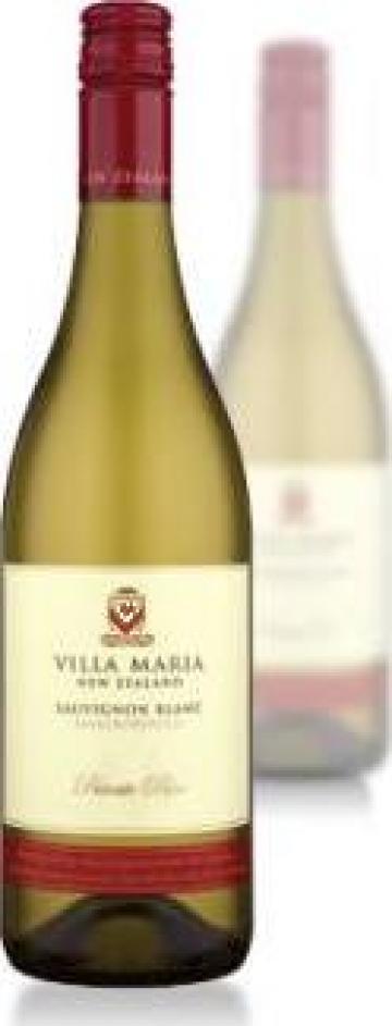 Vin alb Villa Maria - Sauvignon Blanc Private Bin de la Vinoteca Shiraz