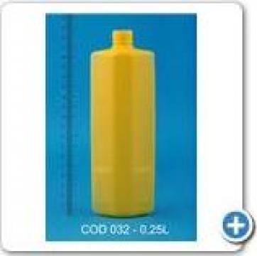Recipient plastic la 0,25 l de la Vanmar Impex Srl