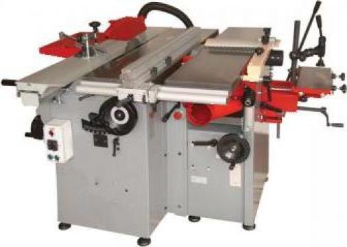 Masina combinata cu 5 operatii Holzmann K5 260L de la Seta Machinery Supplier Srl