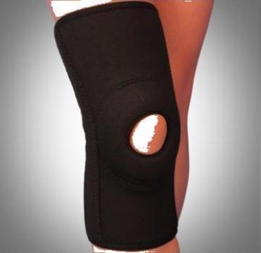 Orteza de genunchi mobila cu ghid rotulian de la Ortomedical Plus Srl.