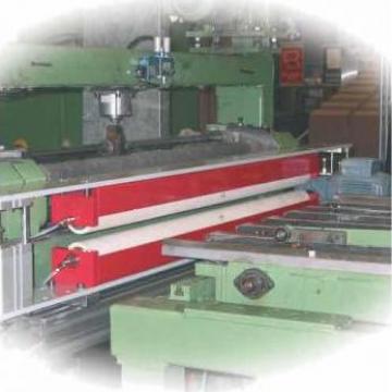 Aplicator lubrifiant Roller Line de la Artem Group Trade & Consult Srl