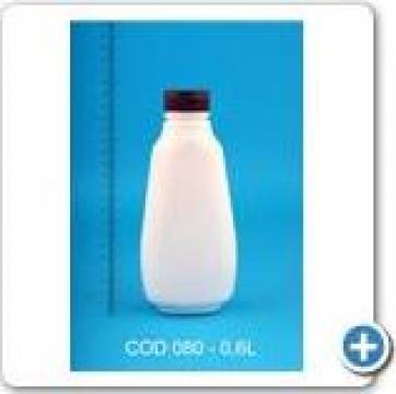 Recipient plastic la 0,6 l de la Vanmar Impex Srl