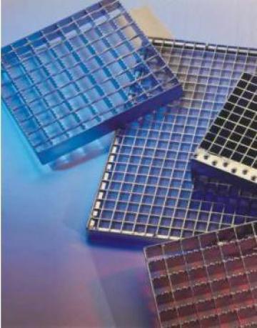 Gratare metalice zincate Dovexim (SP/P)