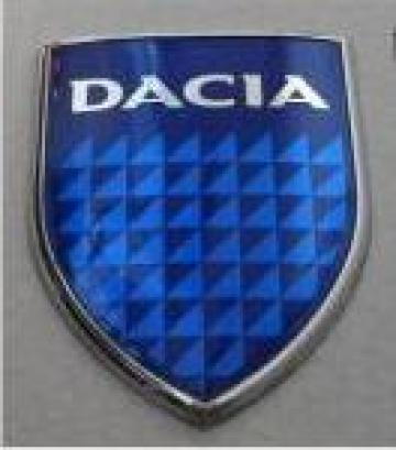 Emblema fata Dacia Logan de la Alex & Bea Auto Group Srl