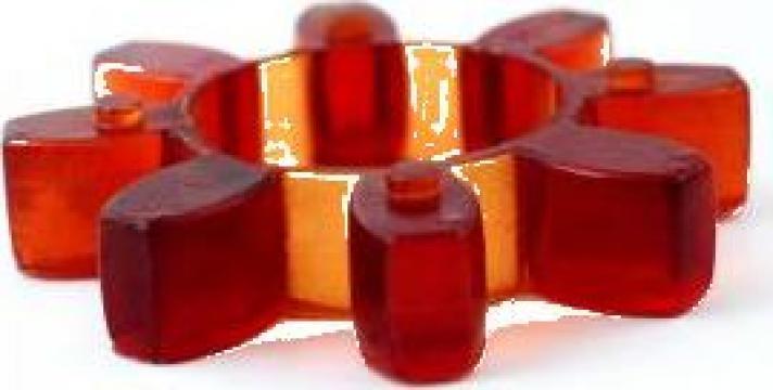 Element elastic rozeta pt cuplaje mecanice de la Maelvi