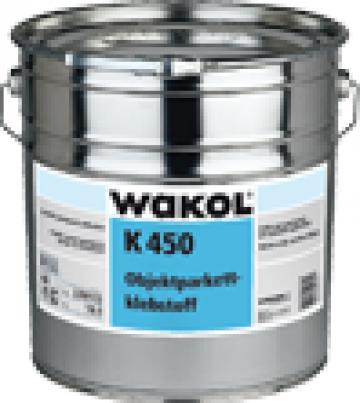 Adeziv cu solvent si rasini sintetice K 450 Wakol de la Alveco Montaj Srl