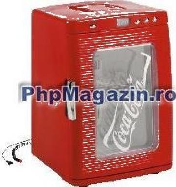 Frigider auto Coca Cola MiniFrigider 25, 25 litri de la Sc Php Comert Srl